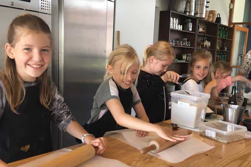 Bagekursus i København hos Karoline Trier
