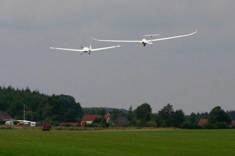 Svæveflyvning i Herning