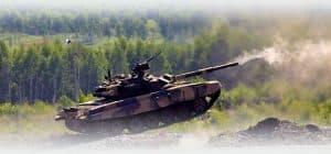 Kørekort til kampvogn