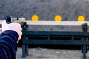 Pistolskydning