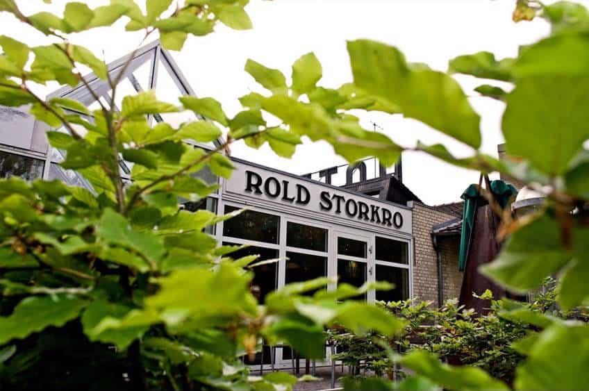 billigt kroophold på Rold Storkro