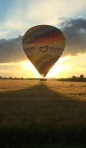 Kærlighed i luften