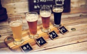 Ølsmagning for 2