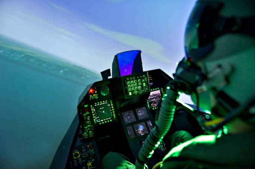 f16 simulator