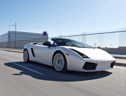 Kør Lamborghini på bane eller gade
