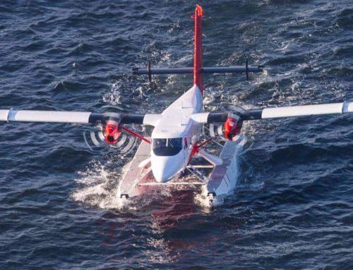 En tur i vandflyver
