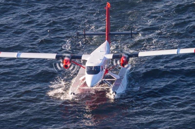 Vandflyver rundflyvning