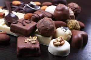 chokoladesmagning