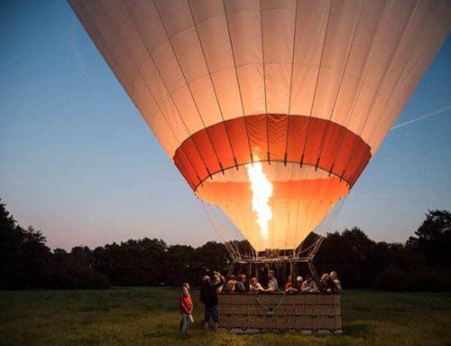 Lad dit næste eventyr stå på ballonflyvning
