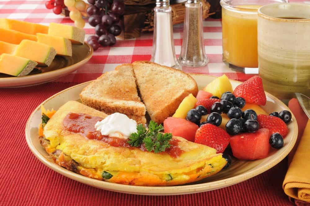 Kulinarisk forkælelse med brunch