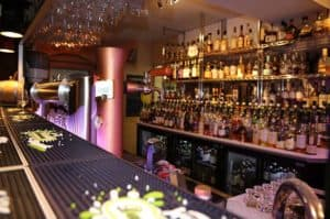 Highlanders bar