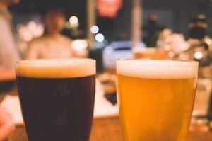 Smag på øllene hos Taphouse