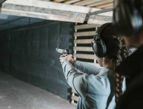 Pistolskydning – en oplevelse med power