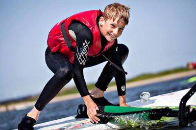 barn der windsurfer