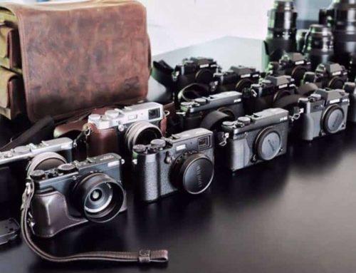 Glæd en elsket med et fotokursus for begyndere