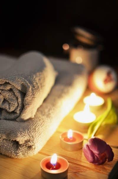 hyggelig massage