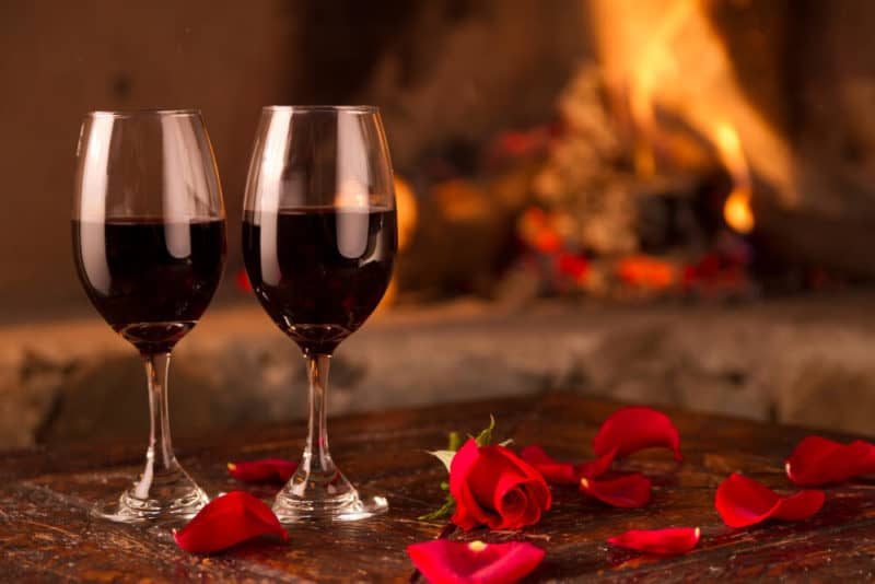 romantisk ophold for 2