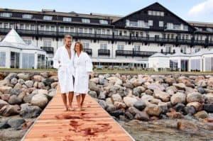 oplevelsesgave - spaophold på Marienlyst strandhotel