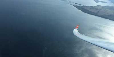 svæveflyvning sjælland